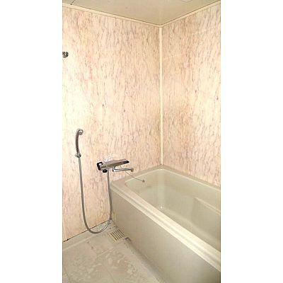 【浴室】スワンマンション空港南Ⅱ