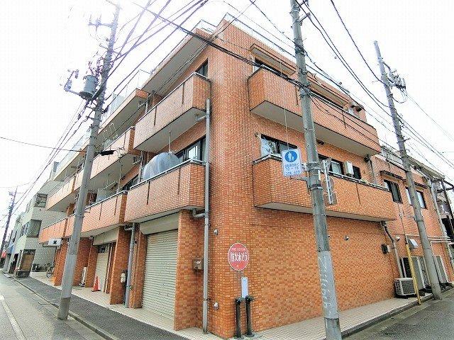 【外観】ロータリーハイム昭島