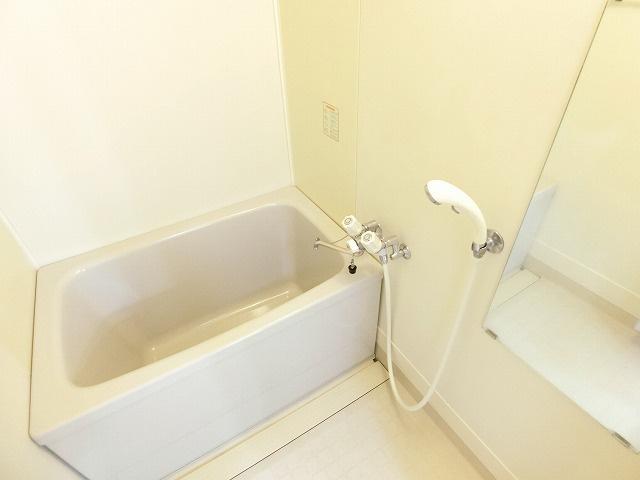 【浴室】ロータリーハイム昭島