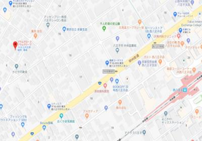 【地図】プラムグローブ