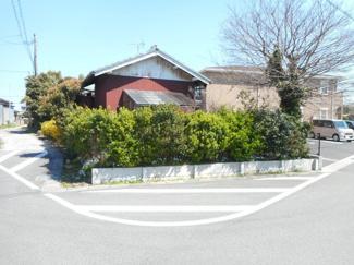 木更津市中野 土地 袖ヶ浦駅 金田東区画整理地の隣接地ですので、生活便利です!!