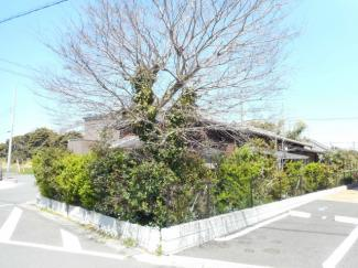 木更津市中野 土地 袖ヶ浦駅 三方道路に面しており、日照・通風良好です!