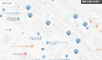【地図】410