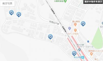 【地図】205