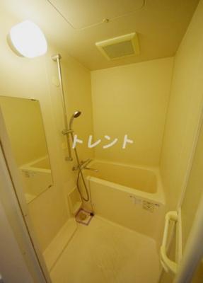 【浴室】HF銀座レジデンスイーストⅡ