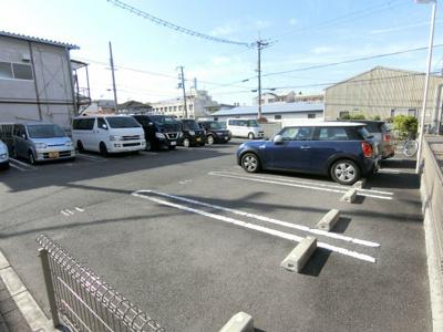 【駐車場】サンガーデン幸ⅡA棟