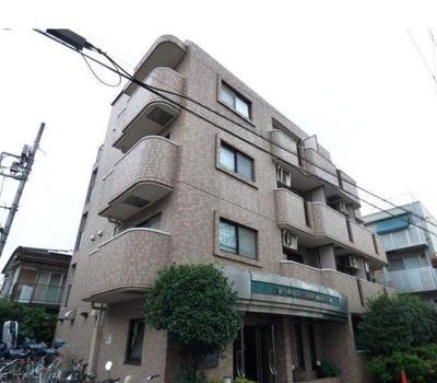 【外観】ライオンズマンション渋谷本町