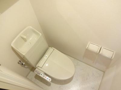 【トイレ】Sans luce
