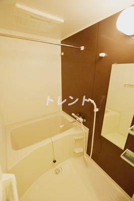 【浴室】カーサラスク目白台