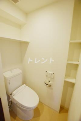 【トイレ】カーサラスク目白台