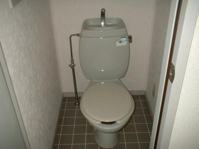 【トイレ】サンライフ岡山3