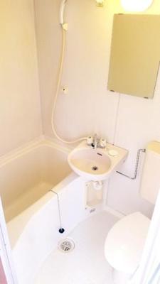 【浴室】ふくや荘