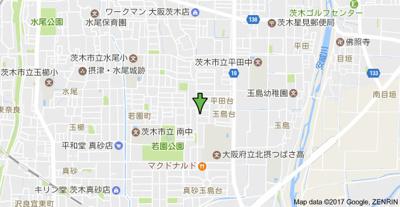 【地図】ラルク・アン・シェル