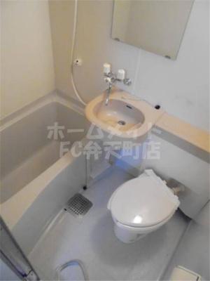 【浴室】ソレイユII