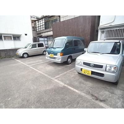 【駐車場】南山ハイツ