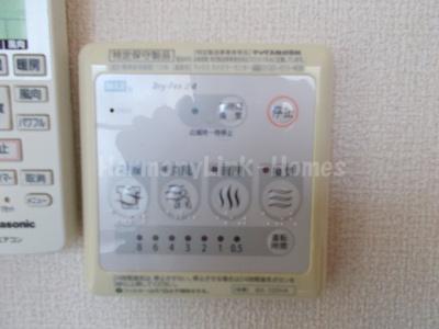 アーバンプレイス高田馬場Ⅶの浴室乾燥機付(リモコン)☆