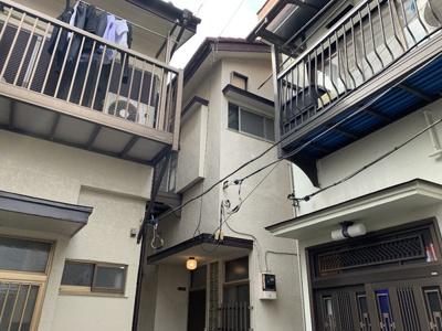 【外観】新小岩3丁目貸家