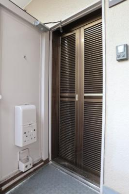 【玄関】パレス西神戸