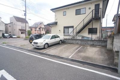 【外観】№115駐車場