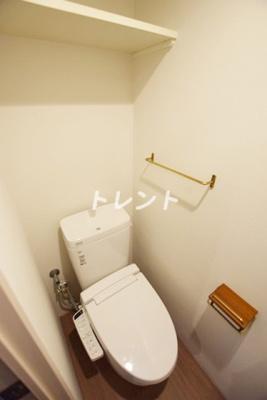 【トイレ】リーガランド早稲田南【LEGALAND早稲田南】