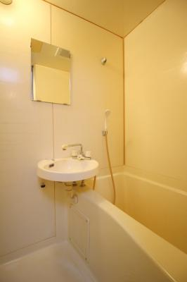 【浴室】グラシア北山