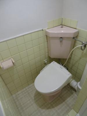 【トイレ】栄町団地 D棟