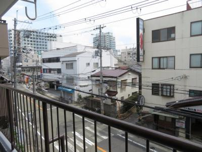 【展望】栄町団地 D棟