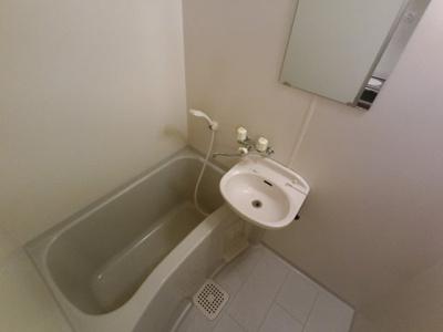【浴室】ナイスワン青山Ⅳ