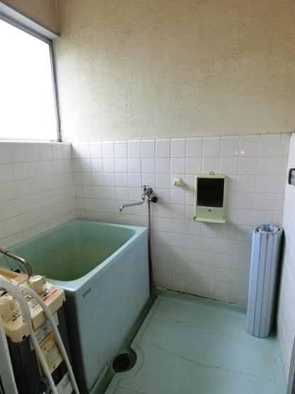 【浴室】霜月荘