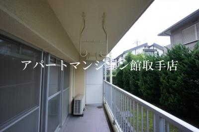 【バルコニー】メゾン・ボヌール