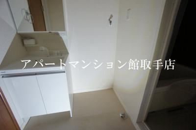 【洗面所】メゾン・ボヌール
