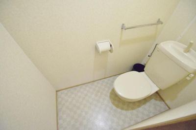 【トイレ】アキナハイツ