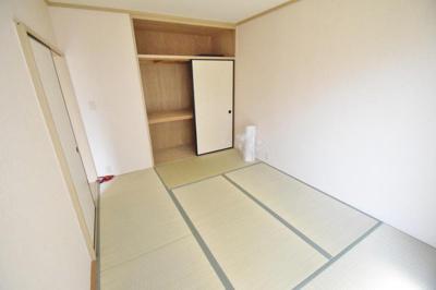 【寝室】アキナハイツ