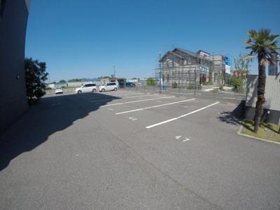 【駐車場】OCEAN VIEW