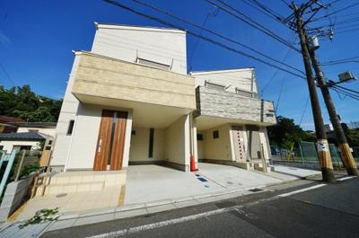 新井町の全2棟の新築分譲住宅です。
