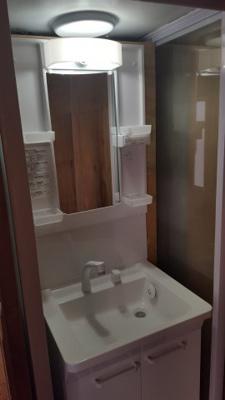洗面台 サンビルド上野 台東区上野・浅草賃貸物件 株式会社メイワ・エステート