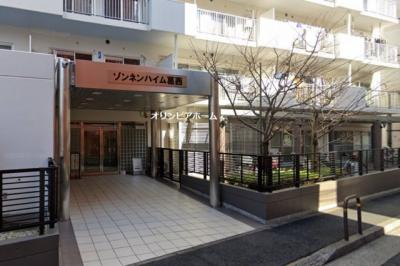 【外観】ゾンネンハイム葛西 葛西駅3分 リ ノベーション済