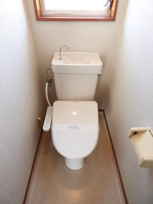 【トイレ】粟野様テラスハウス