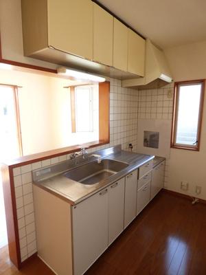 【キッチン】粟野様テラスハウス