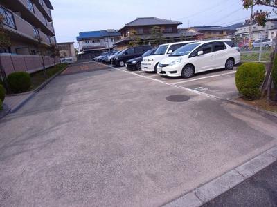 【駐車場】パストラル住道