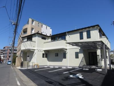 【外観】リバーフィールド梶ヶ谷
