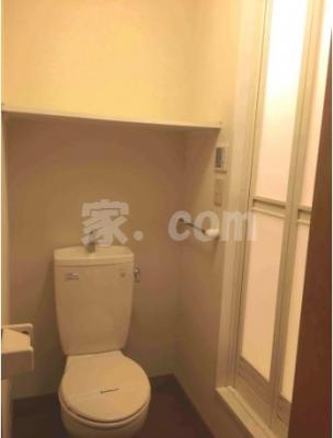 【トイレ】レオパレスコンステラション(41990-102)