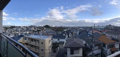 【展望】シティウインズ横浜三ツ沢公園