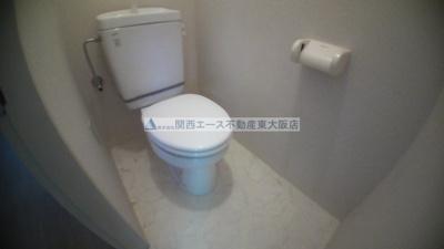 【トイレ】オオムラハイツ