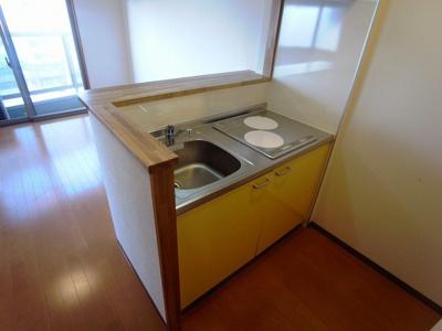 【キッチン】アドモリモト元町通