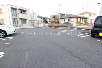 【駐車場】プランドール(研究学園)