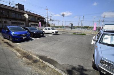 【駐車場】奥谷文化