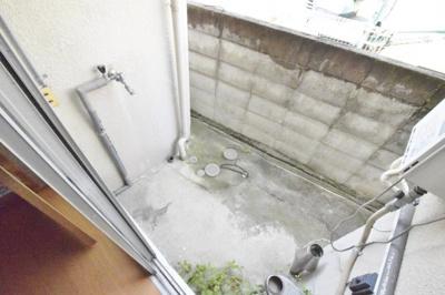 【洗面所】奥谷文化