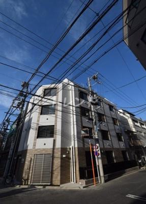 【外観】ハウス神楽坂【HAUSKAGURAZAKA】