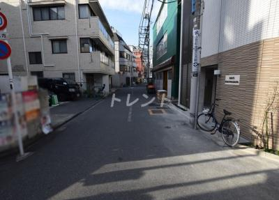 【周辺】ハウス神楽坂【HAUSKAGURAZAKA】